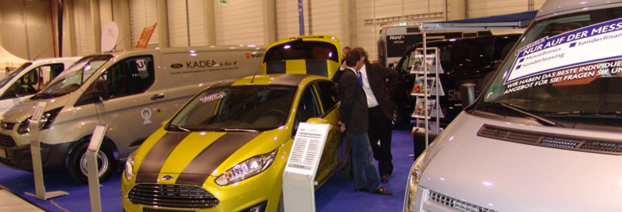 Nutzfahrzeugmesse, Messe für Nutzfahrzeuge, Automobilmesse Berlin, Logistikmesse