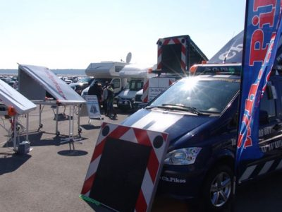 Transportertage Messe Ausstellung