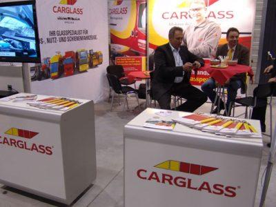 Carglass - Aussteller Tranportertage