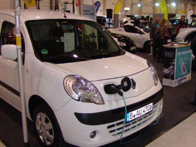 Elektrische Nutzfahrzeuge